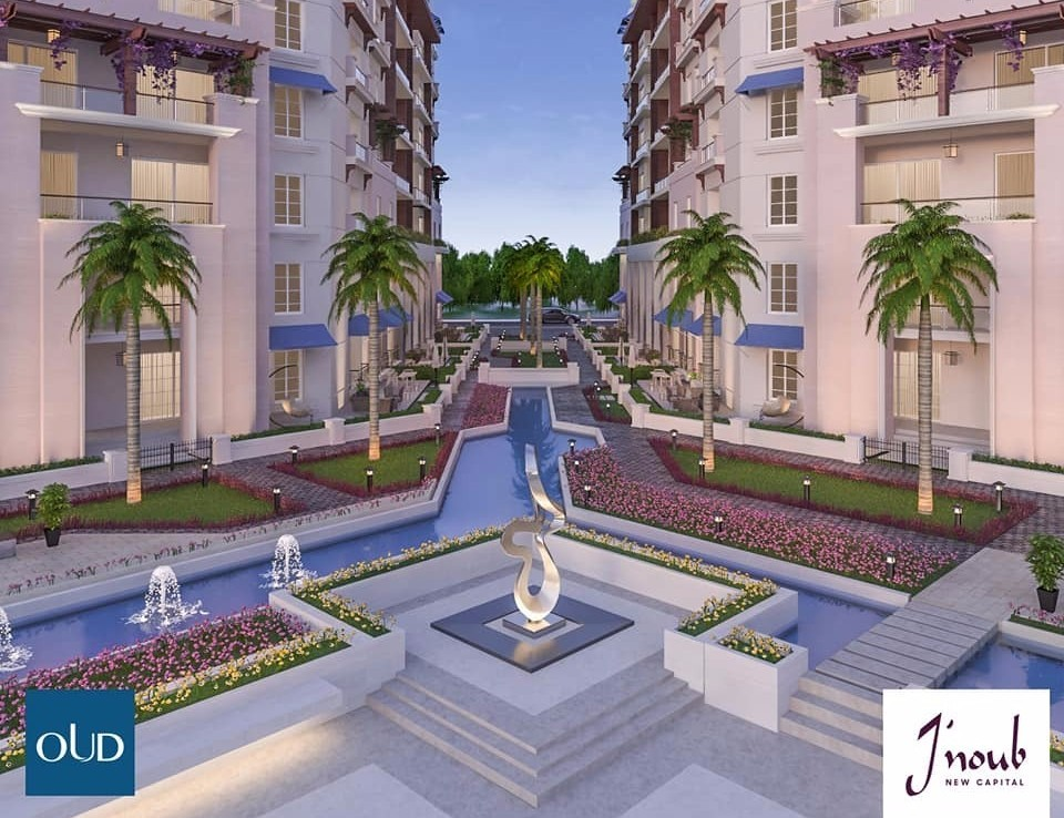 Jnoup New Capital Orientals for Urban Development OUD