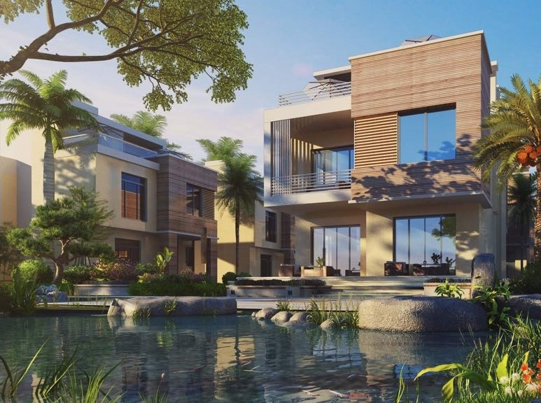 Cavana Lakes MNHD Developments Sarai New Cairo