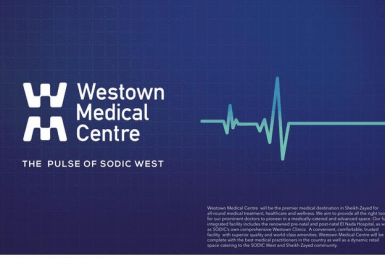 Sodic Westown Medical Centre shiekh Zayed 6 October Medical Clinics