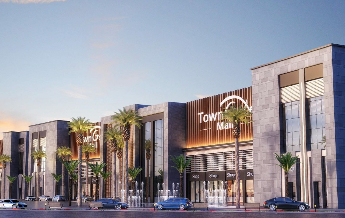 Smart View Town Gate Mall New Capital
