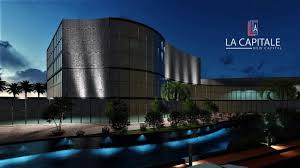 La Capitale Mall Pyramids Developments New Capital